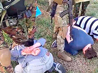 На войне взять в заложники журналиста – это некрасивая игра