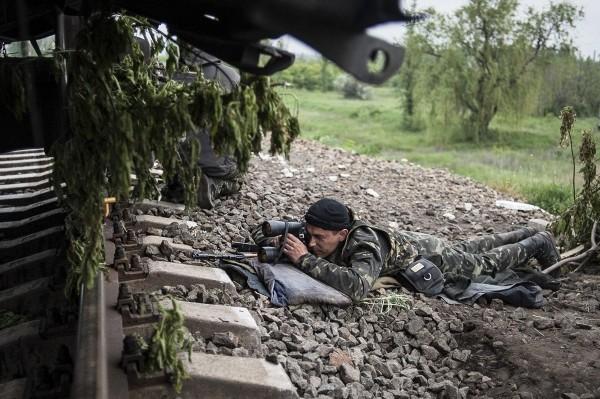 Украинские силовики в Красном Лимане расстреляли бригаду железнодорожников