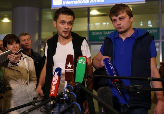 СК возбудил уголовное дело по новому факту захвата журналистов на Украине