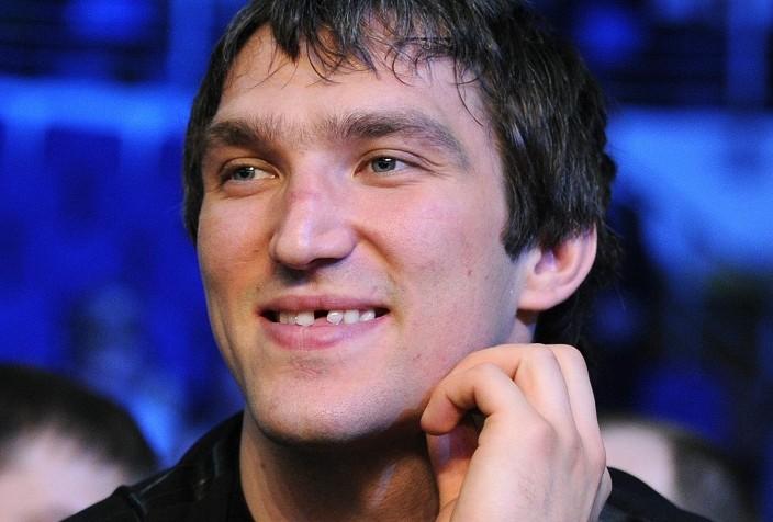 Александр Овечкин выберет самую красивую девушку Москвы