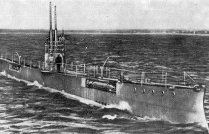 На дне Балтики обнаружили русскую подлодку времен Первой мировой войны