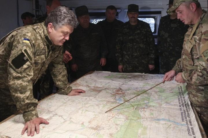 Украинские силовики заявили о существовании плана наступления на ополченцев