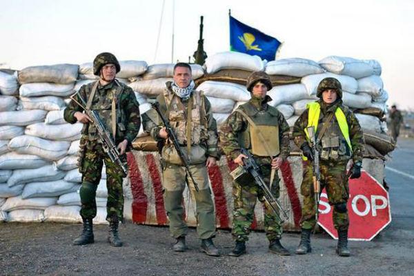 400 украинских десантников уволились из-за нежелания воевать