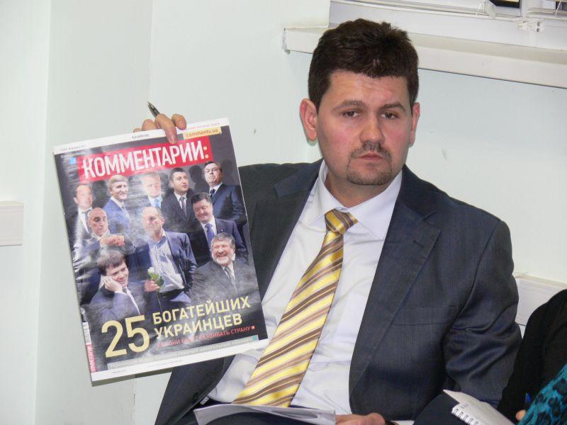 Петр Порошенко назначил своим пресс-секретарем телеведущего