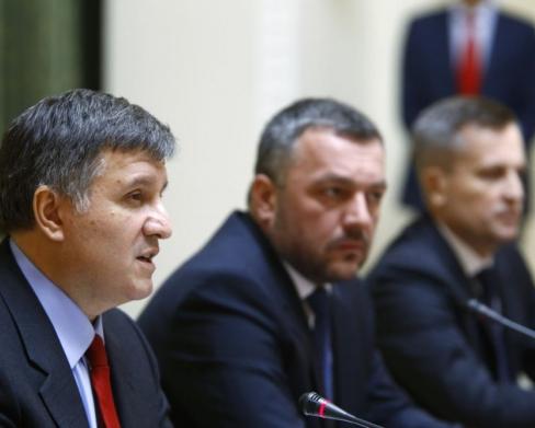 Глава МВД уже «собачится» с генпрокурором
