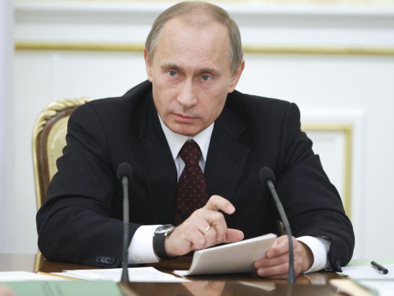 Путин: главное - обеспечить долгосрочный режим прекращения огня на Украине