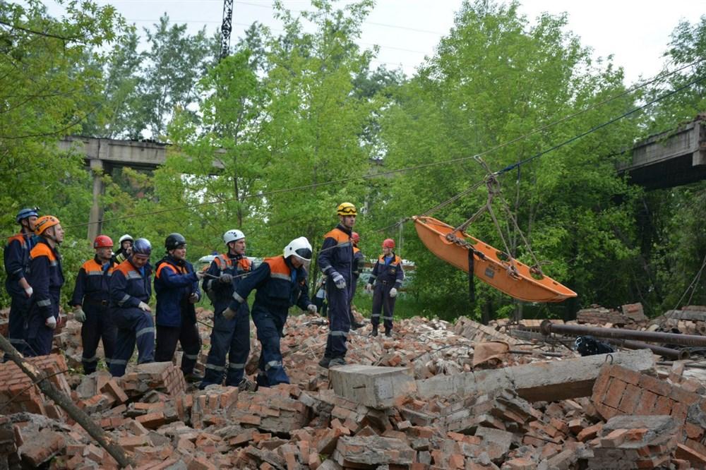 Химзавод в Красноярске: двое погибли в результате взрыва