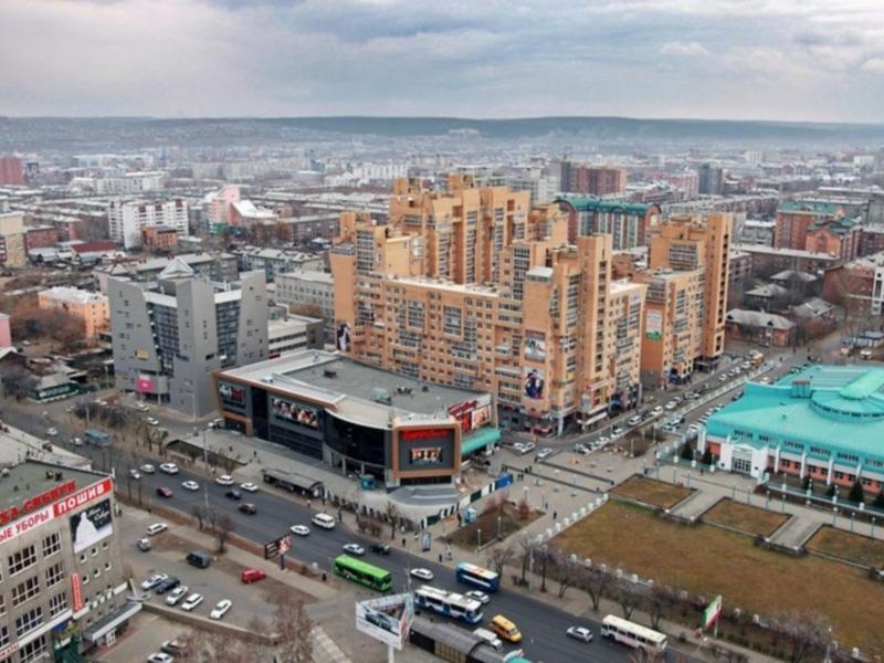 В Иркутске появится новый сквер