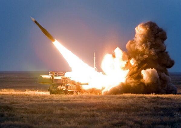 Ополченцы захватили часть ПВО, над Донецком чистое небо