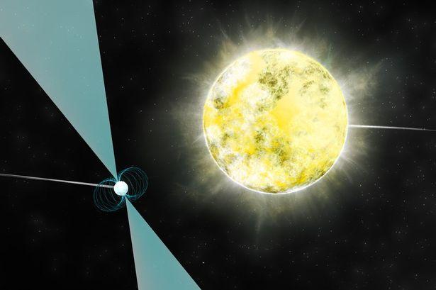 Астрономы нашли планету-алмаз