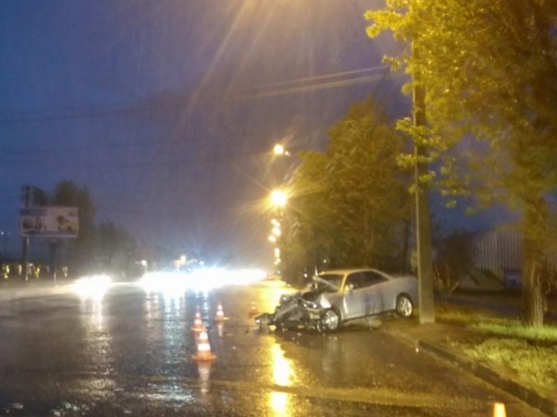 ДТП в Иркутске: пострадали шесть человек