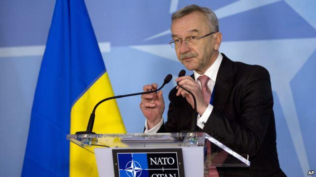 Комиссия Украина - НАТО соберется на уровне глав МИД