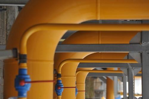 Украина хочет торговать российским газом