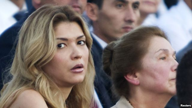 Пропала опальная дочь президента Узбекистана