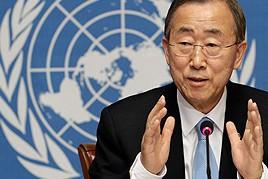 Генсек ООН призвал Киев вступить в переговоры с Москвой