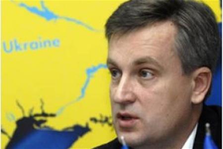 Глава СБУ утверждает, что среди арестованных ополченцев есть россияне