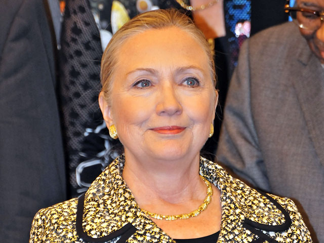Хиллари Клинтон хочет быть бабушкой, а не президентом