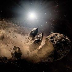 Астероид «Антихрист» вблизи Земли
