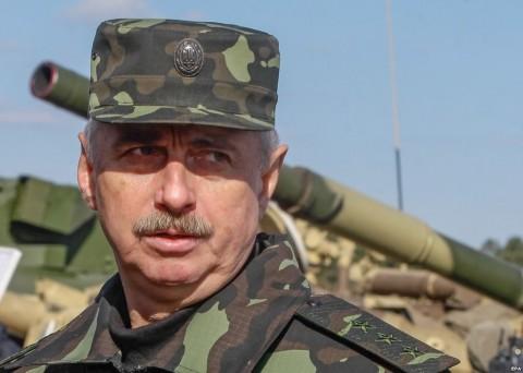 И.о. министра обороны Украины заявил о прекращении АТО