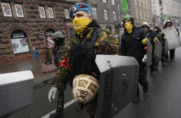 Как активисты Майдана неожиданно разбогатели после переворота