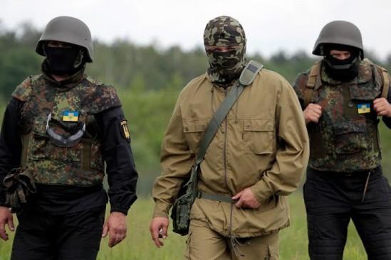 Львов передавал карателям на юго-восток Украины бракованные бронежилеты