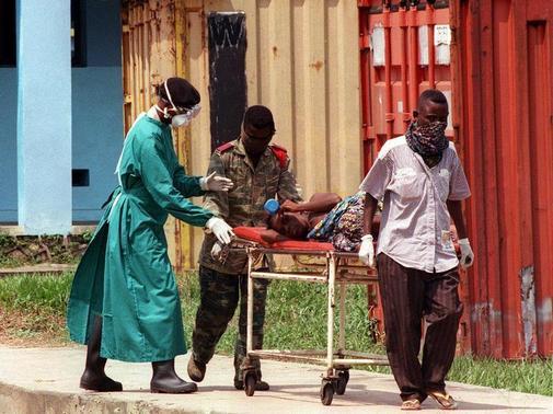Беспрецедентная вспышка лихорадки Эбола