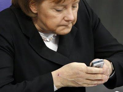 ЦРУ больше не сможет прослушивать Ангелу Меркель