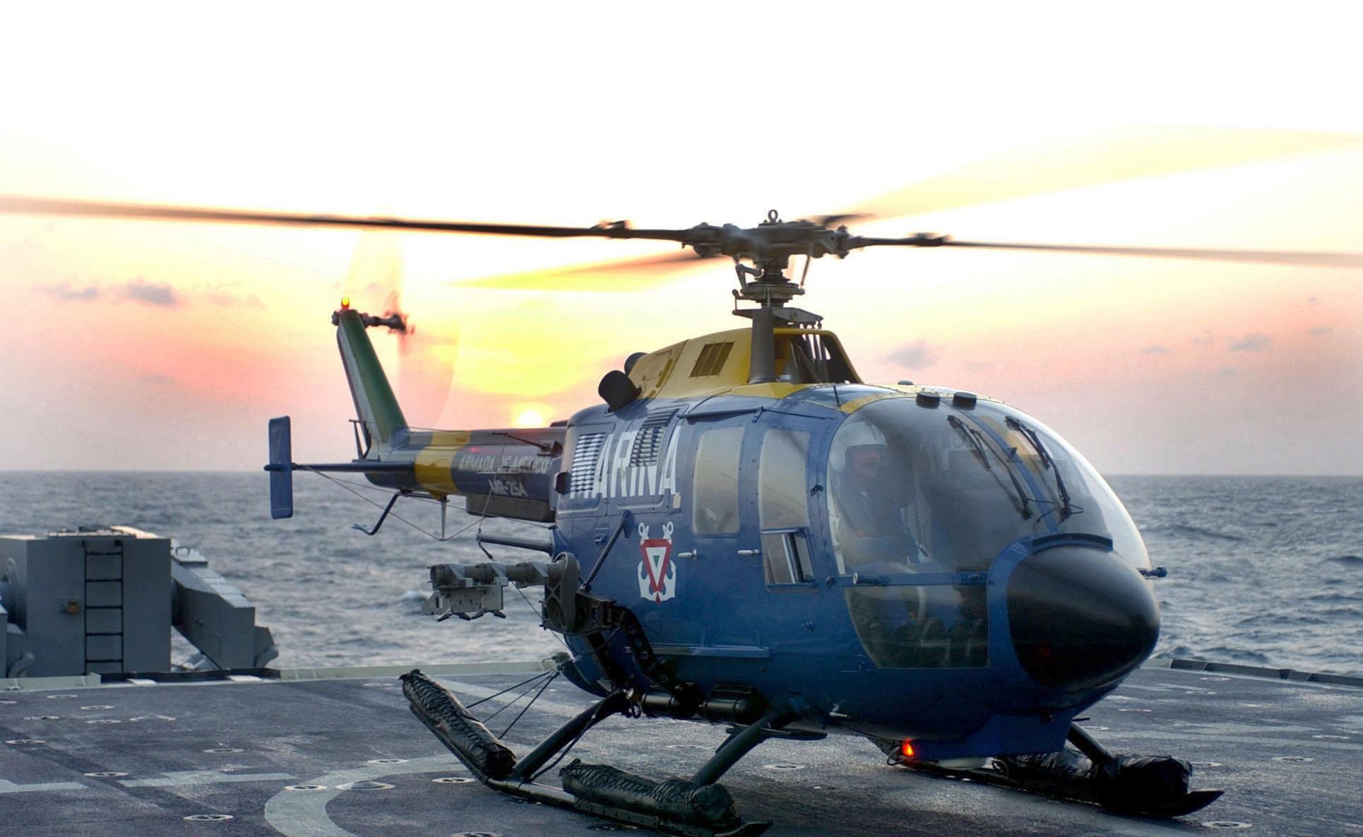 Мексиканский вертолет расстрелял пограничников США