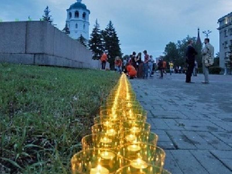 Митинг «Завтра была война» собрал более 200 иркутян