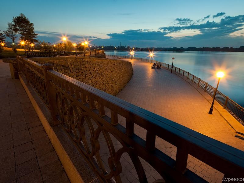 В Иркутске появится парклэнд «Встречи на набережной»