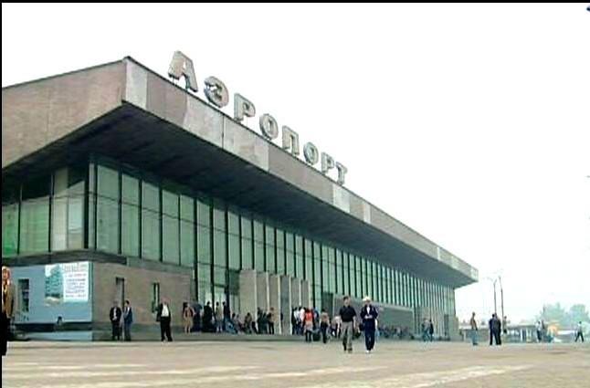 Ночью у аэропорта в Краматорске прогремели взрывы