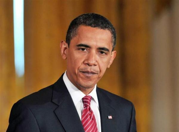 Французы назвали Обаму вульгарным и невоспитанным за жвачку