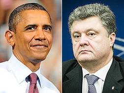 Обама: избрание Порошенко президентом Украины стало разумным решением
