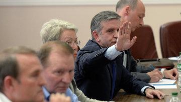 Завтра состоится второй раунд переговоров с участием России, Украины, ОБСЕ и Донецка