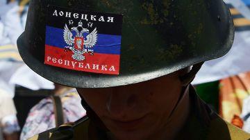 В Донецке на стороне пророссийских ополченцев воюют националисты Польши