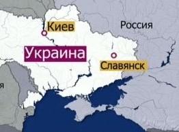 И снова Славянск, и снова стреляют...
