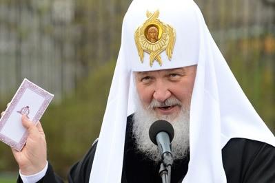 Патриарх Кирилл заступился за захваченных на Украине наблюдателей ОБСЕ