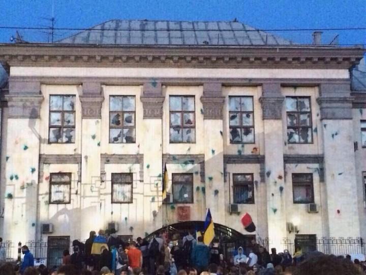 Дипломатия по-украински