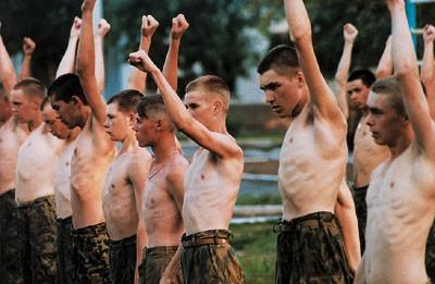 Призывники с Западной Украины массово откупаются или дезертируют, чтобы не ехать воевать в Новороссию