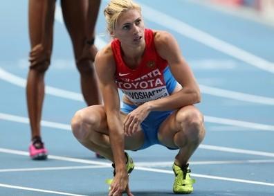 Российская бегунья Ксения Рыжова дисквалифицирована за допинг