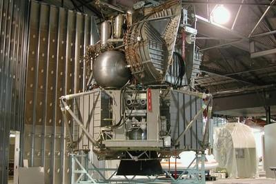 В Китае закончились испытания станции «Лунный дворец-1»