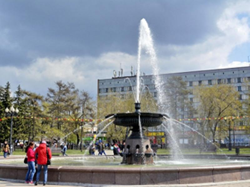 В Иркутск прибыли участники автопробега «Сердце России»