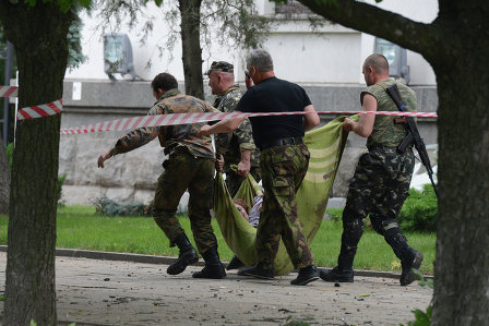 РФ призвала НАТО потребовать от Киева прекратить операцию на востоке