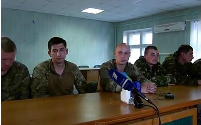 Украинские каратели заявили, что мечтают