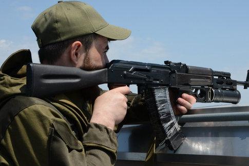 Украинского майора задержали за продажу оружия ополченцам