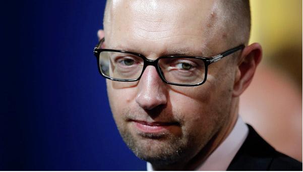Яценюк: Украина отказалась от российской скидки на газ в $100