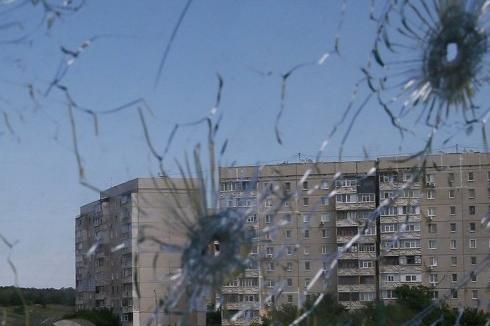Прекращен подвоз питьевой воды в Славянск. Городу грозит эпидемия