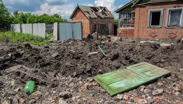 Нацгвардия Украины опровергает применение запрещенного оружия
