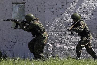 Сотрудники МВД уничтожили троих боевиков в Кабардино-Балкарии