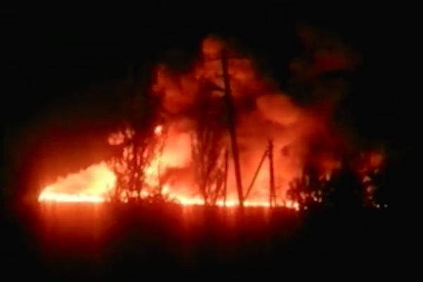 Болотов: под Луганском убито около 100 мирных жителей и ополченцев. Каратели готовят «зачистку» города